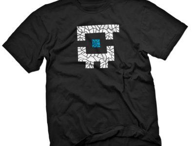 T-shirt - Absys Broken Glass Logo main photo