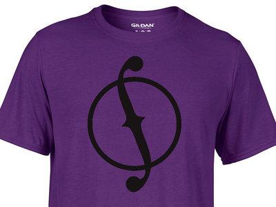 Purple Logo T-Shirt main photo