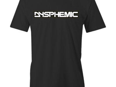 Dysphemic - Black T Shirt main photo