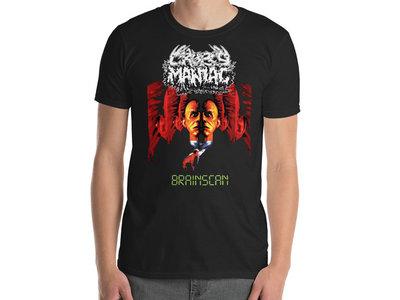 Cropsy Maniac - Brainscan T-Shirt main photo