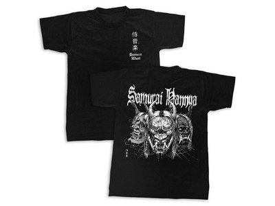 Samurai Hannya T Shirt main photo