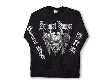 Samurai Hannya - Long Sleeved T Shirt main photo