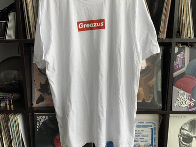 "GREAZUS ""Bootleg"" Tee main photo"