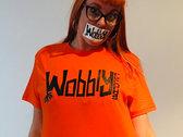 Wobbly Records T Shirt photo