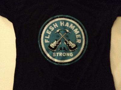 Flesh Hammer Strong Gals T-shirt main photo