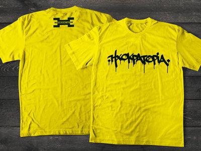 """""""Ηχοκρατορία Tag"""" T-Shirt main photo"""