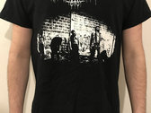 "Antilife - T-shirt Black ""Life Is A Disease"" photo"
