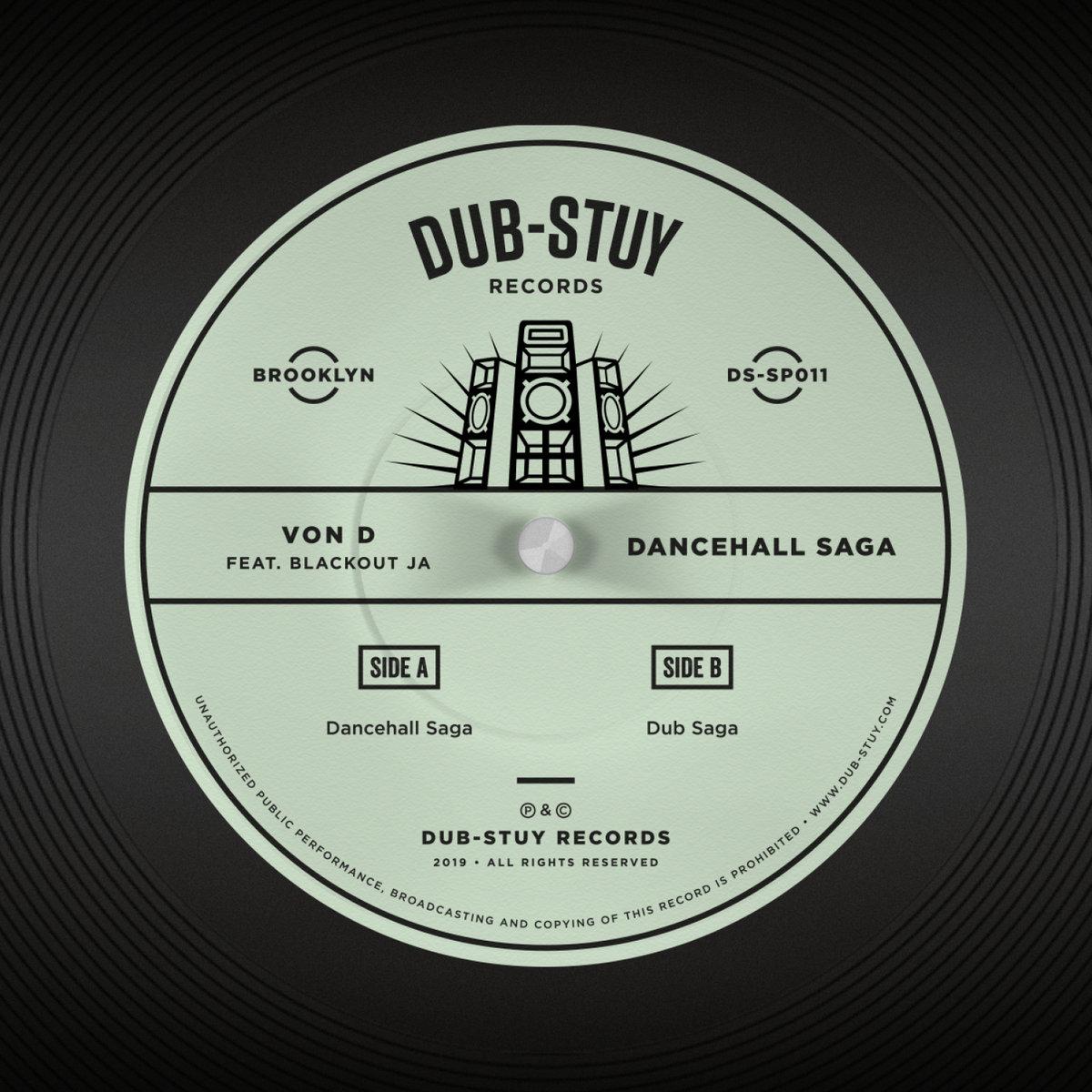 Dancehall Saga SP | Dub-Stuy