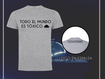 Camiseta CIANURO (sólo talla L) main photo