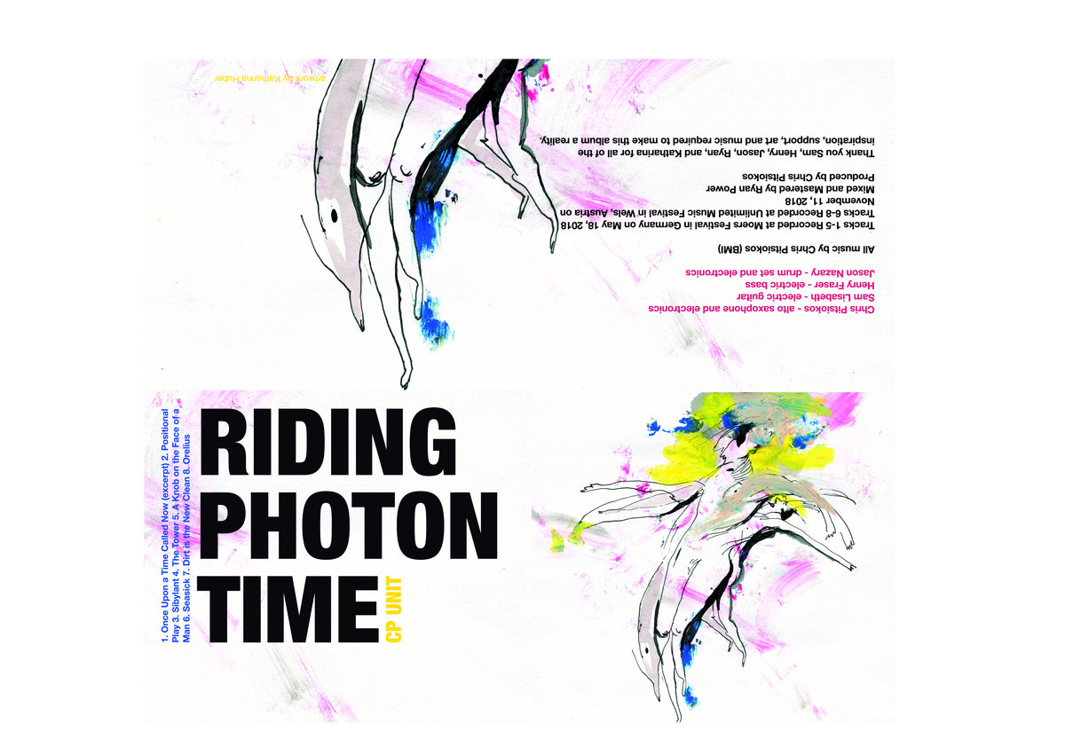 Riding Photon Time | Chris Pitsiokos