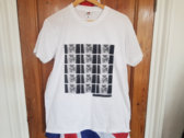 Skint & Demoralised white t-shirt photo