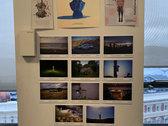Postcards + CD photo