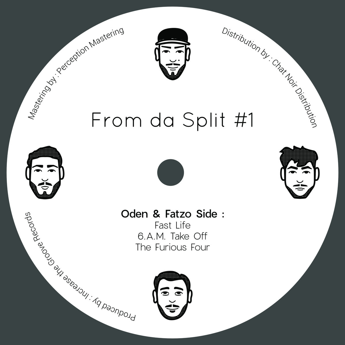 From da Split #1 | Increase the Groove Records