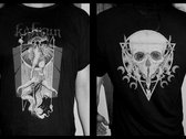 Cosmic Death T-shirt Limited ReIssue With Back Print photo