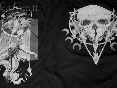 Cosmic Death T-shirt Limited ReIssue With Back Print main photo