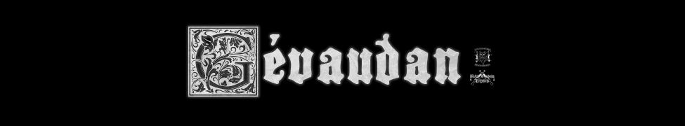 GEVAUDAN BLACK METAL