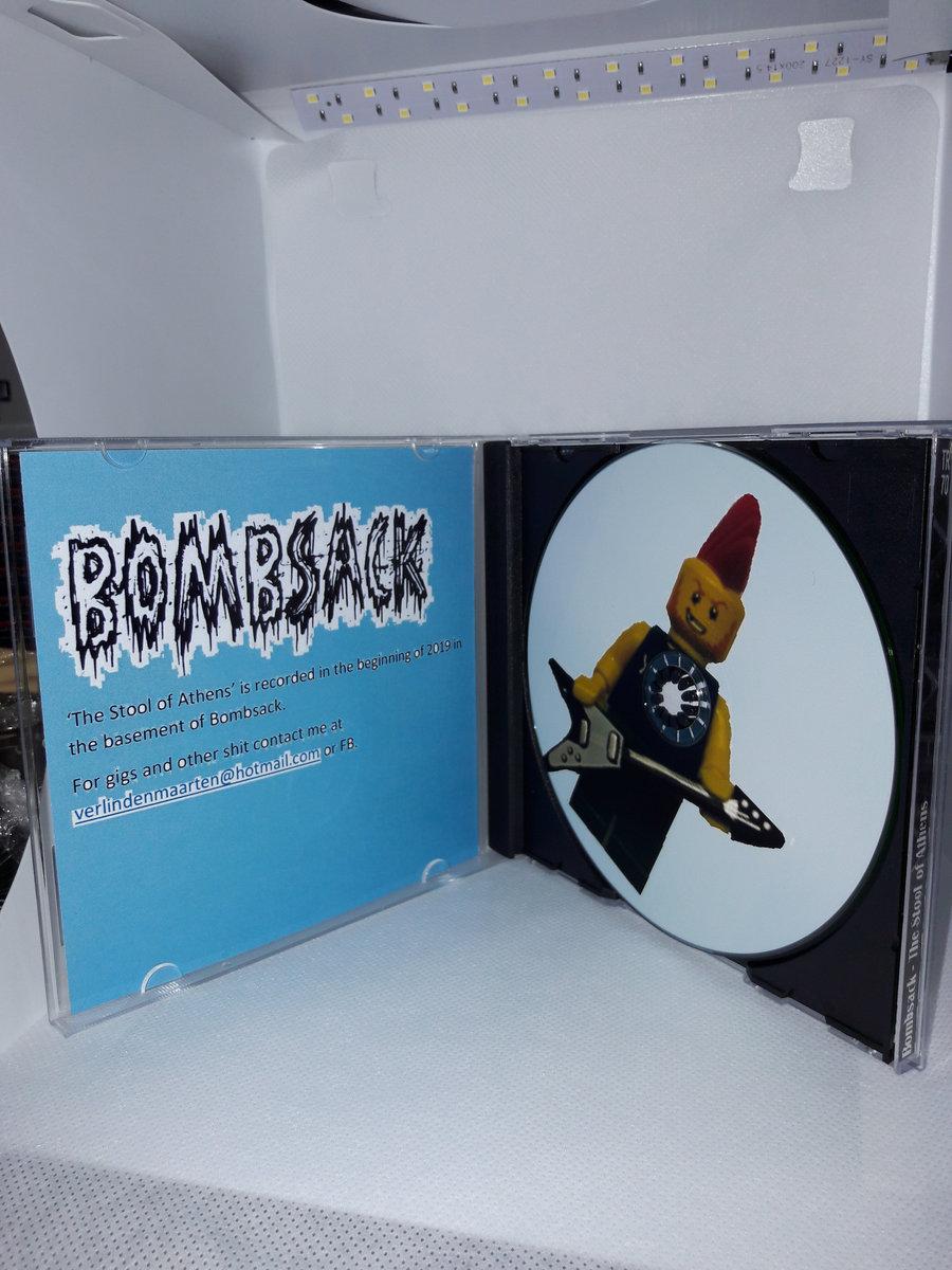 Bombsack - The Stool of Athens - 18 Wizard of Gore (Impetigo