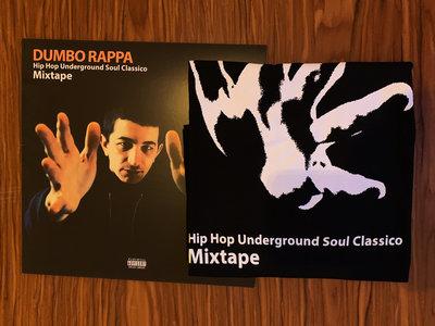 "DUMBO RAPPA Mixtape - Vinile 12"" + T-Shirt main photo"
