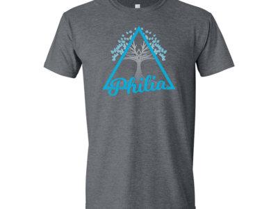 Dark Gray Philia T-Shirt main photo