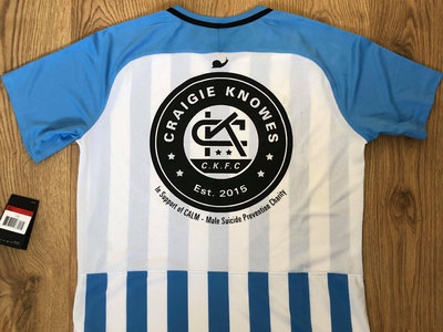 Nike C.K.F.C. Charity Football Shirt main photo