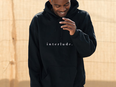 "SPECIAL EDITION ""I n t e r l u d e"" Oversized Hoodie main photo"
