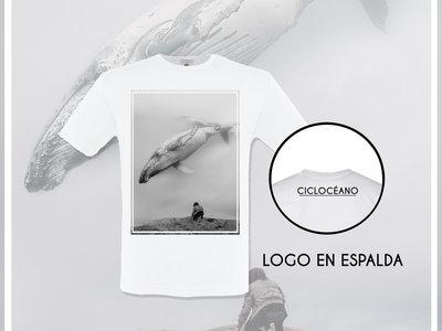 "Camiseta ""Líneas de meta"" main photo"