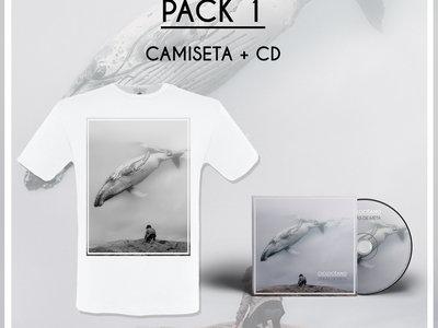 Pack 1: CD + Camiseta main photo