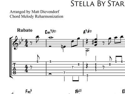 Intros: Stella By Starlight main photo