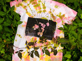 "TIE DYE v2 Candace ""Flowers"" T-Shirt photo"