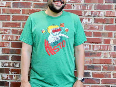 """""""Respirator"""" T-shirt main photo"""