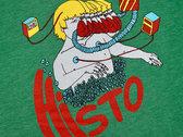 """""""Respirator"""" T-shirt photo"""