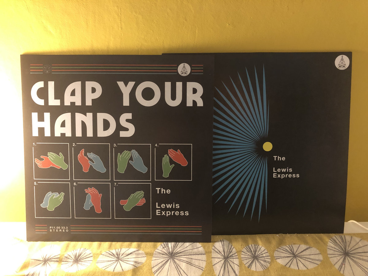 Clap Your Hands The Lewis Express Free amv hand clap mp3. compact disc
