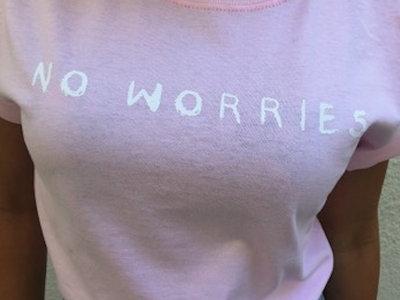 No Worries T-Shirt main photo