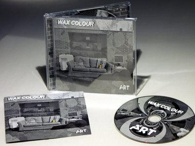 ART EP CD main photo