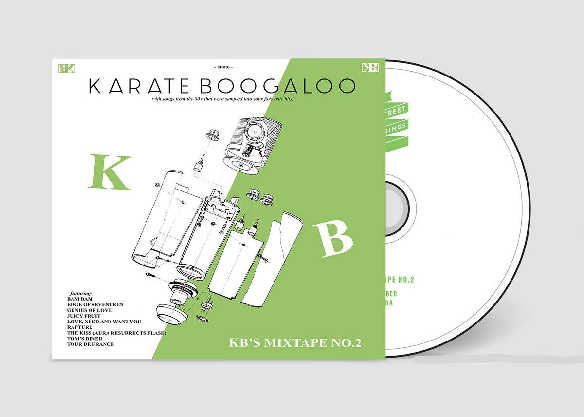 KB's Mixtape No  2 | Karate Boogaloo
