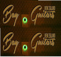 BAY GUITARS image