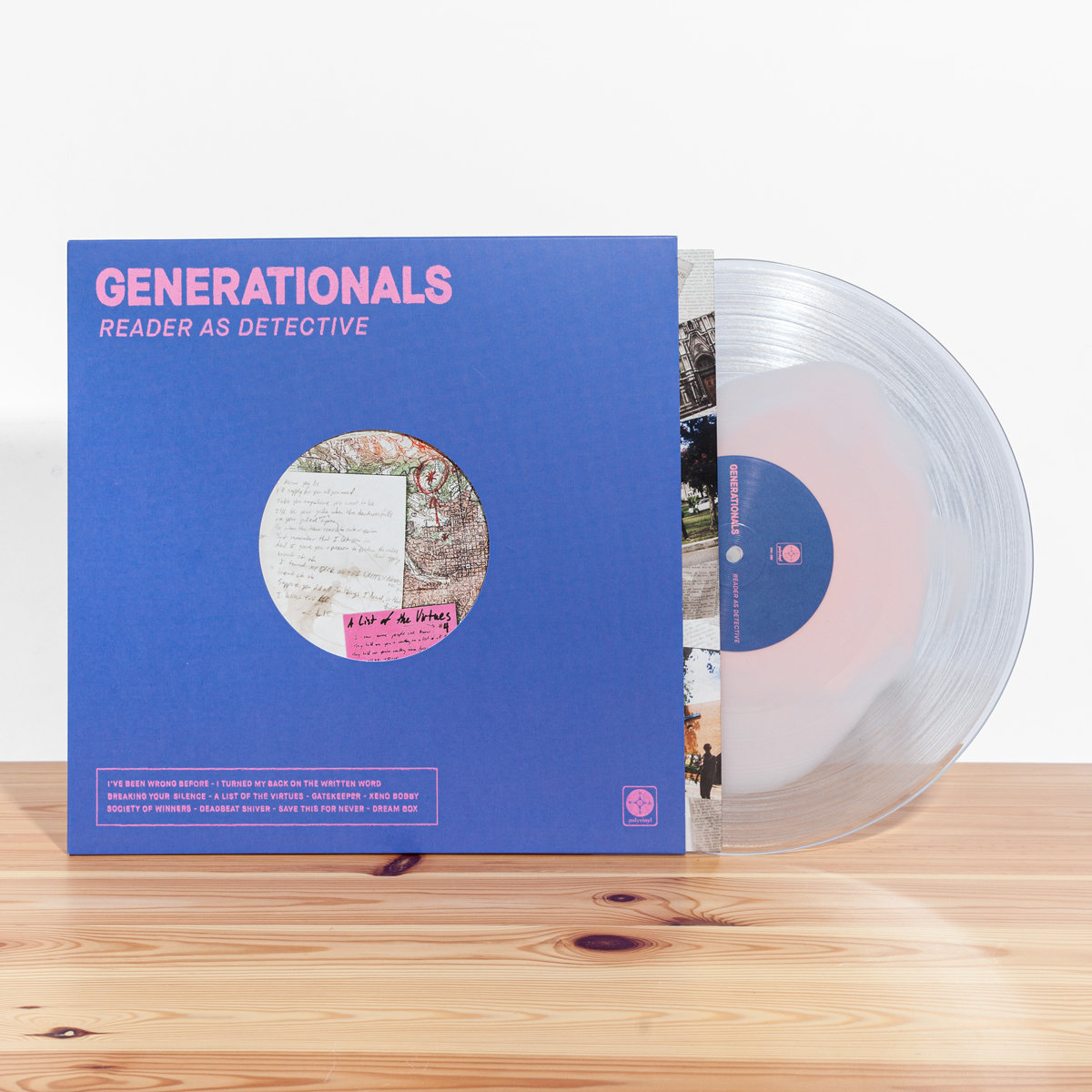 Reader As Detective | Generationals