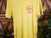 """Sun's Heart"" - Yellow T-Shirt photo"