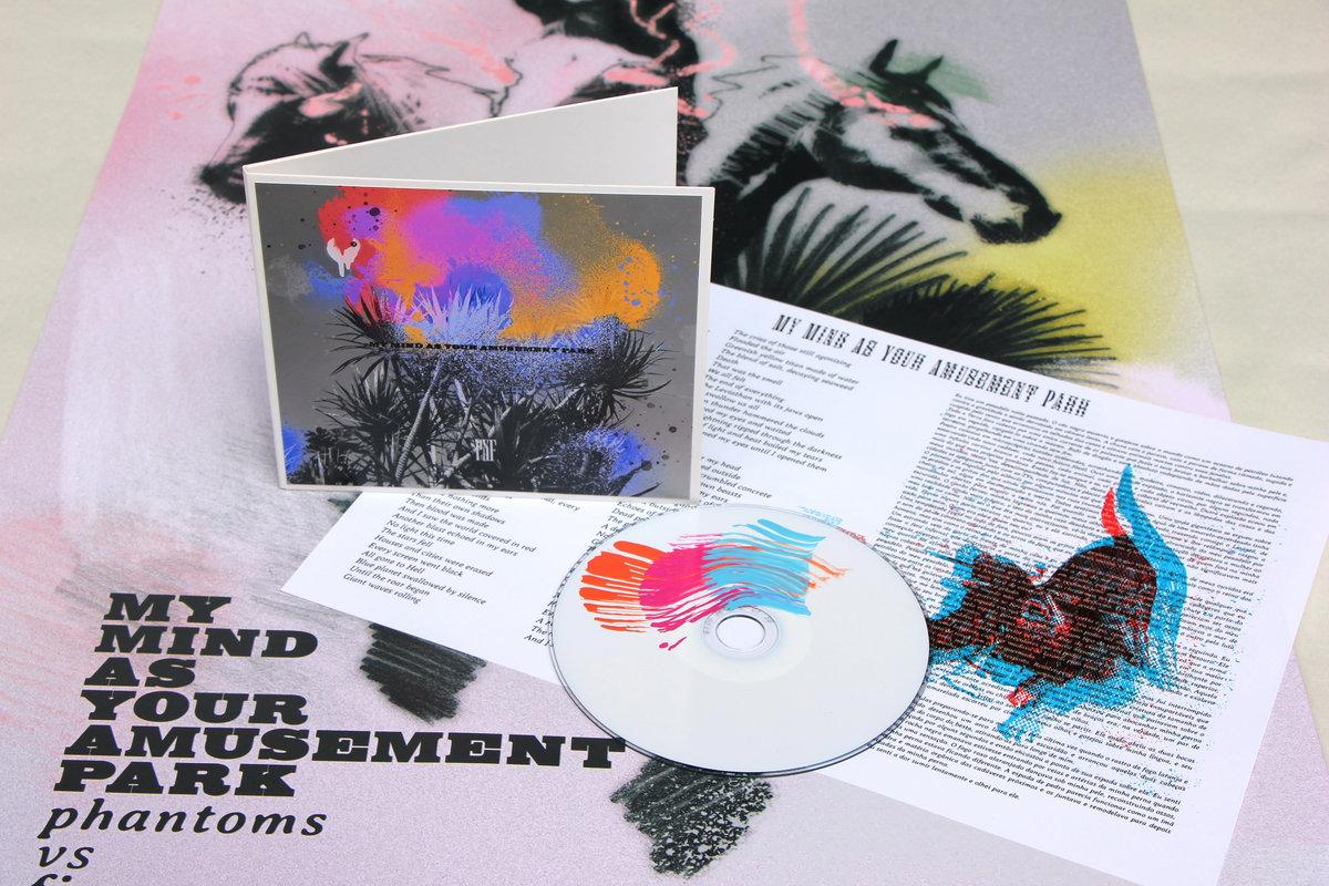 My Mind As Your Amusement Park | Blackjack Illuminist Records
