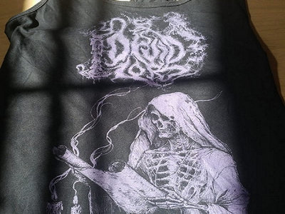 Ladies Tank Alchemy and Death main photo