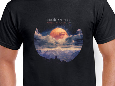 Pillars of Creation T-shirt main photo