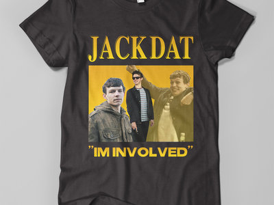 Limited Edition - Jack Dat - I'm Involved T-Shirt main photo