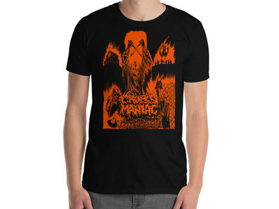 Cropsy Maniac - The Burning Carnage T-Shirt main photo