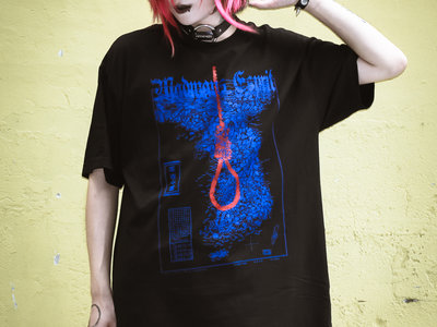 Spiral Agony Oversize T-Shirt main photo