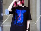 Spiral Agony Oversize T-Shirt photo