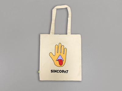 SINCOPAT TOTE BAG HAND EDITION main photo