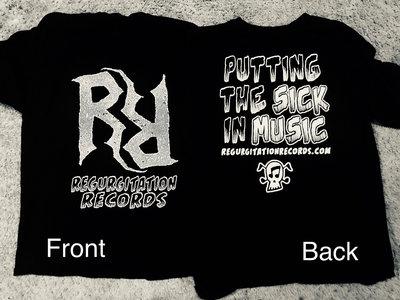Regurgitation Records T-Shirt main photo