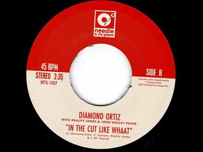 Poster Girl/In The Cut Like What - Diamond Ortiz main photo