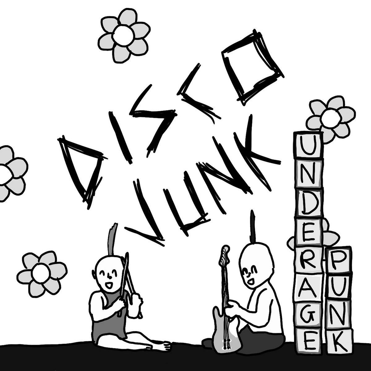 Image result for disco junk underage punk
