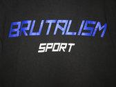 """BRUTALISM """"Sport 1000"""" photo"""